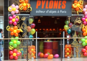 Balloon decorations for your business